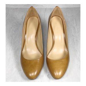 MICHAEL Michael Kors Chunky Heel Pumps Size 8